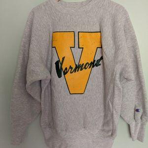 Vintage 1990s Vermont Champion Reverse Weave